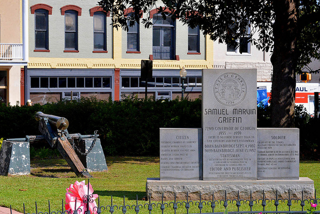 Marvin Griffin Monument