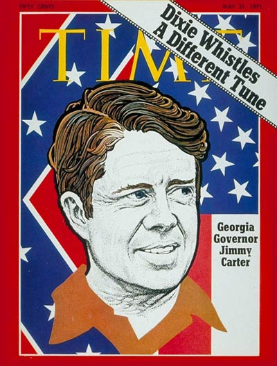 Carter Time Cover 1971