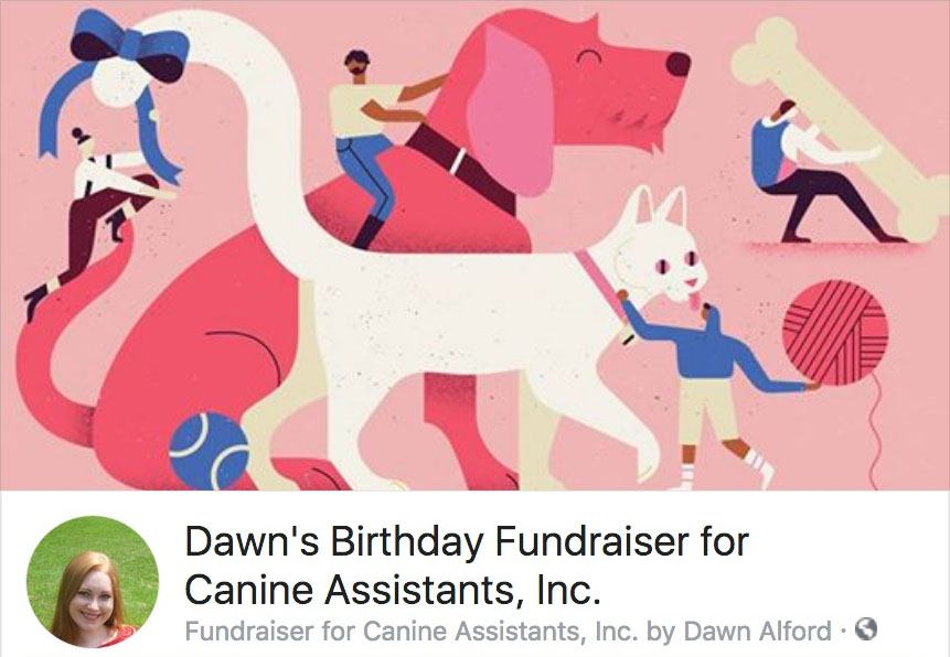 Dawn Alford Canine Assistants