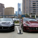 Supercar Sunday – Ferrari California Spyder and FF in Buckhead