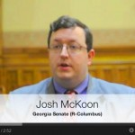 Senator Josh McKoon talks about changes to the Senate Rules and ethics complaints