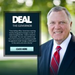 Governor Deal debuts new website