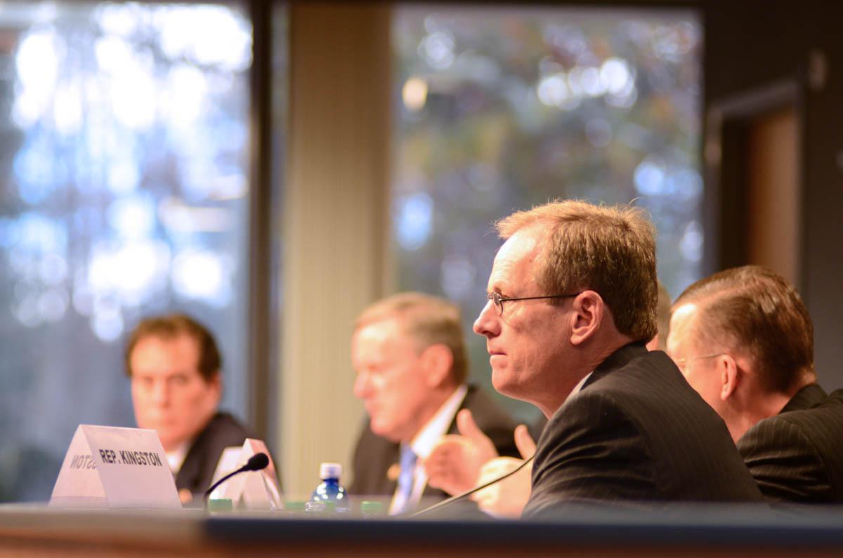 Jack Kingston on Committee2