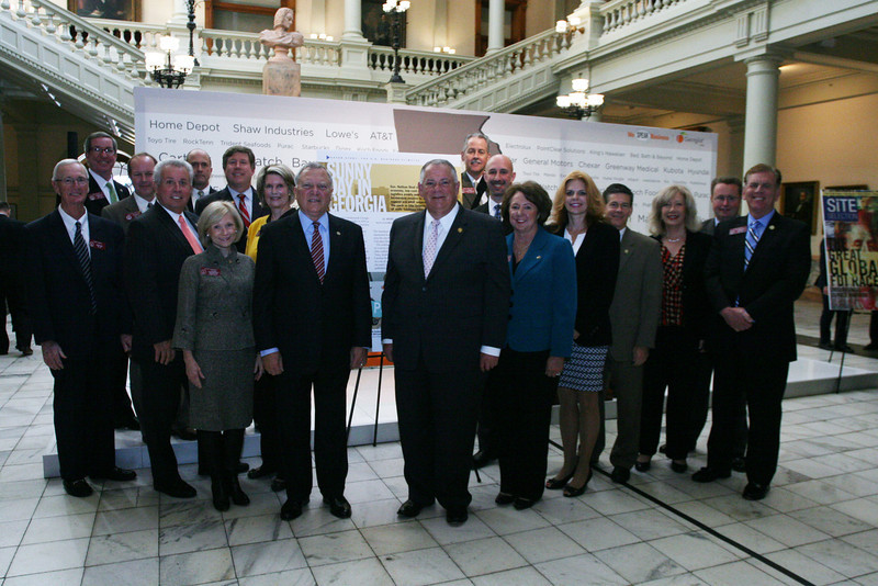 Photo by Gov. Deal's Press Office