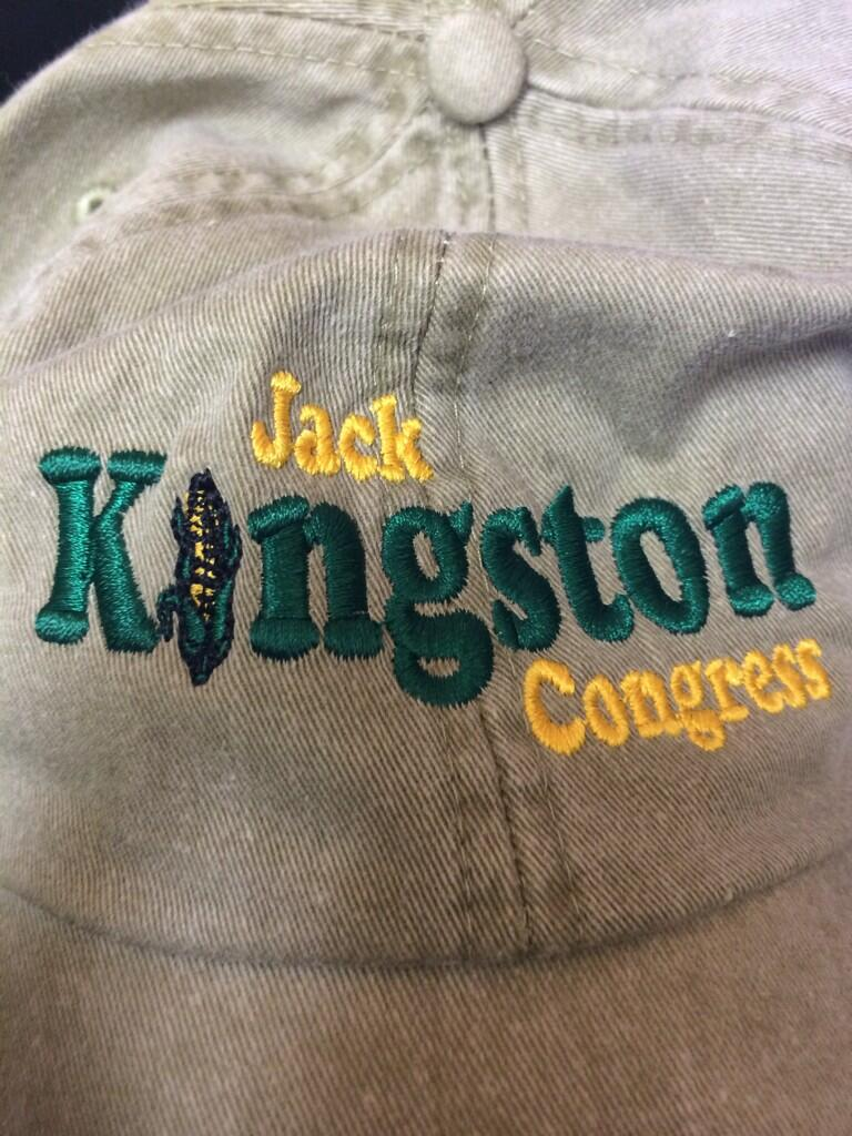 Kingston Corn logo