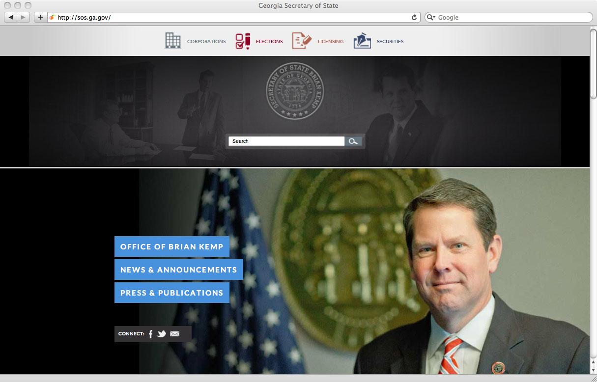 New Kemp Website