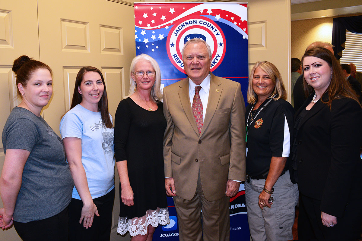 Governor Deal Braselton