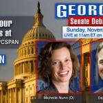 PHOTOS – On The Georgia Campaign Trail 2 November, 2014