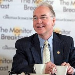 Rep. Tom Price: President is Trampling the Constitution, Inventing Laws