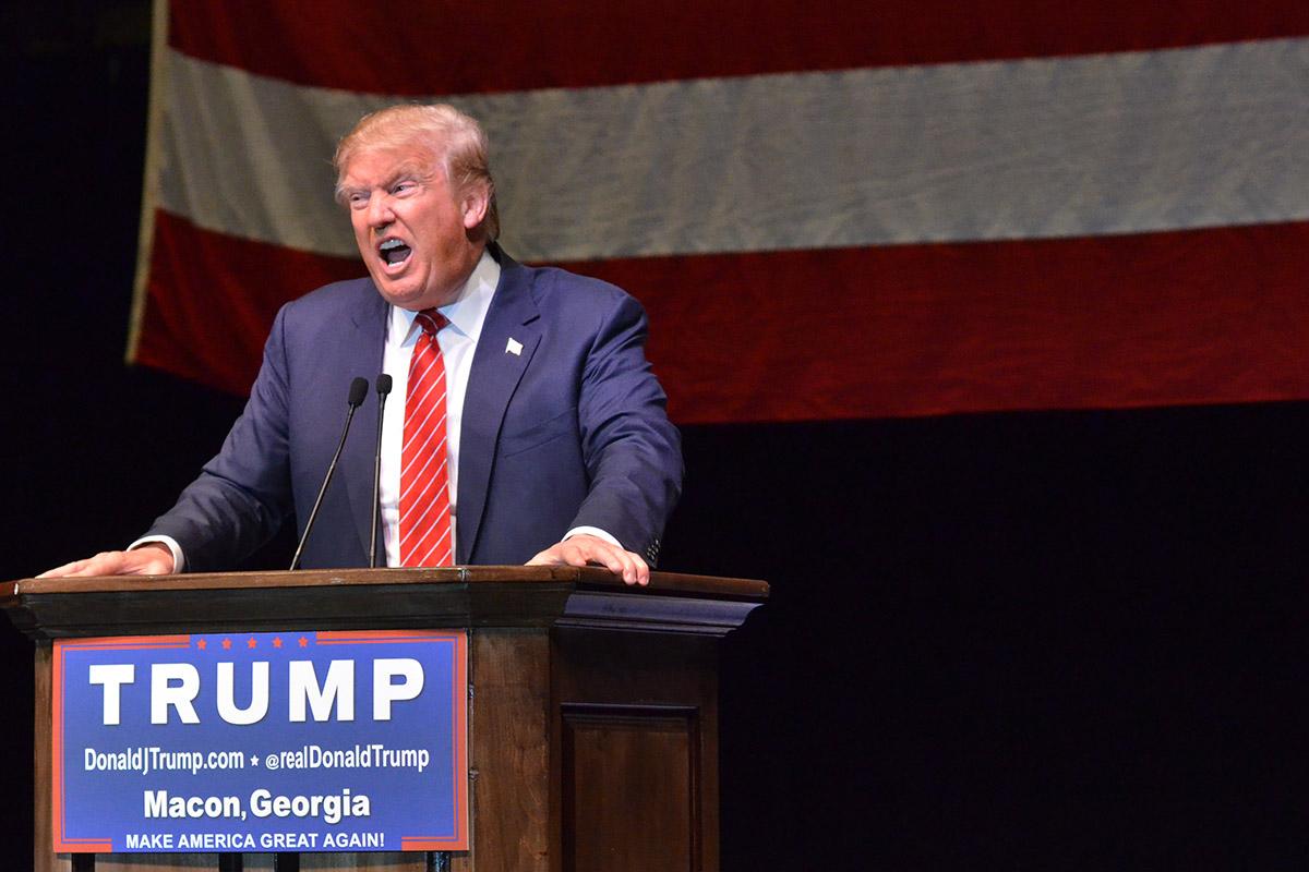 Donald Trump Rawr