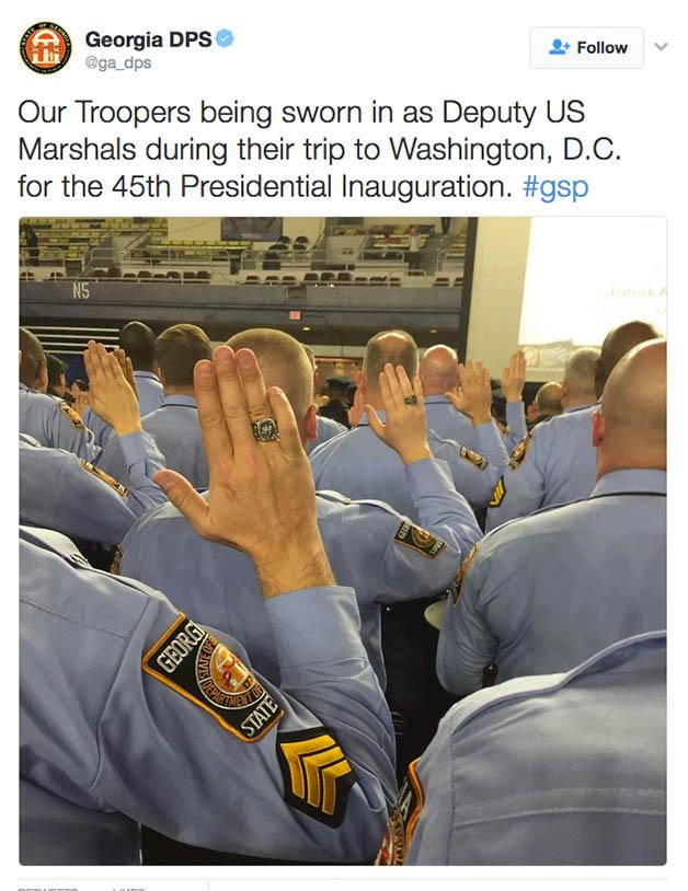 Georgia Troopers Inaugural 628