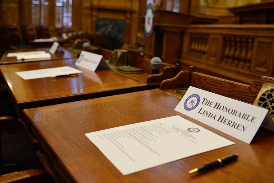 Electors Desk 2012